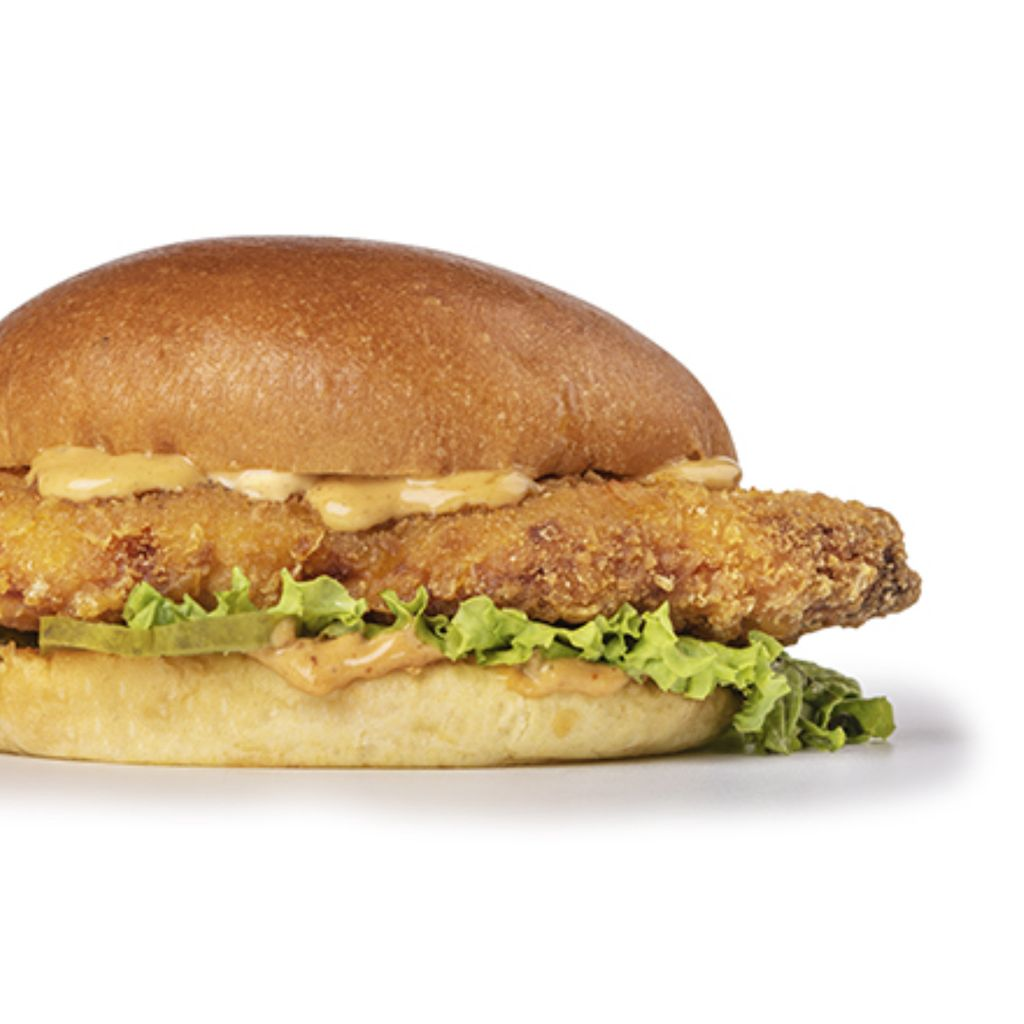 Louisiana Chicken Burger