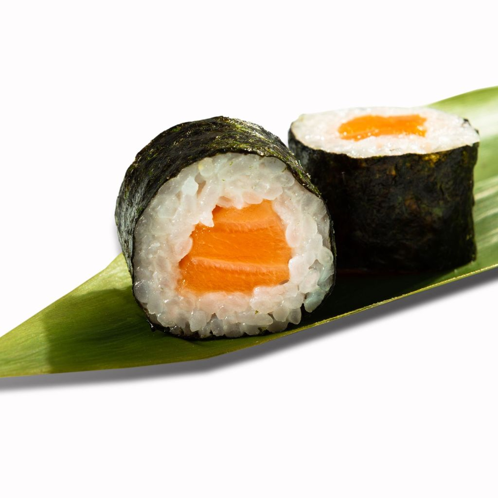 Salmon maki (8ud)