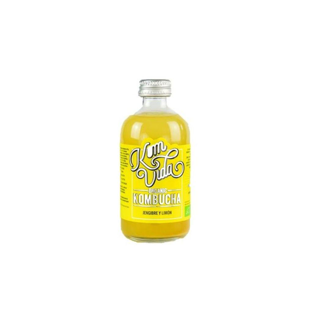 Kombucha Gingervida (250 ml.)