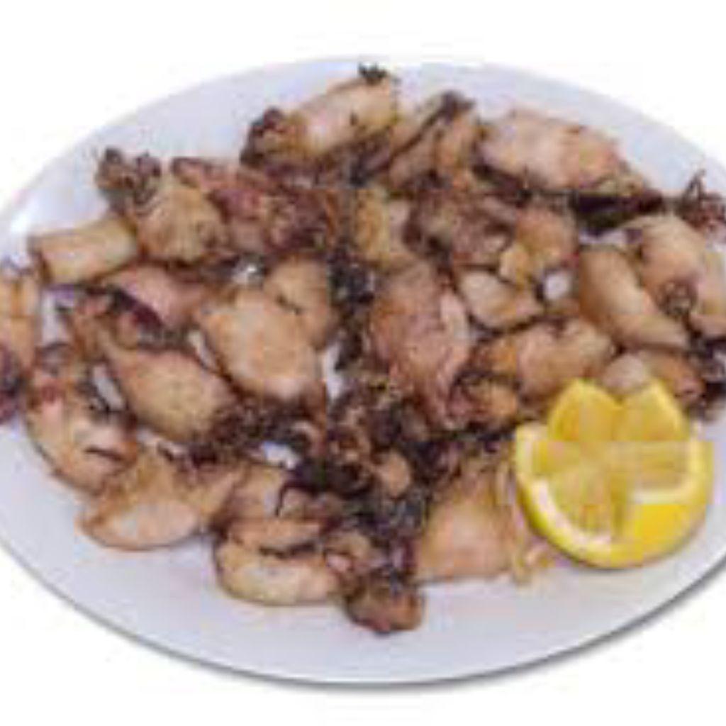 Rac. Calamaritos Fritos