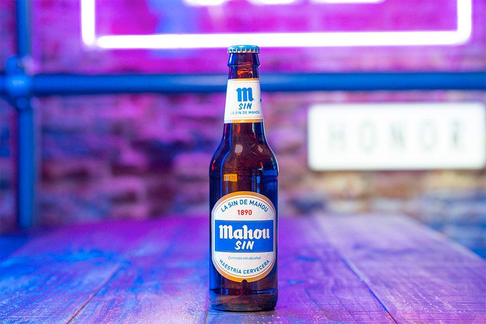 Mahou S/Alcohol