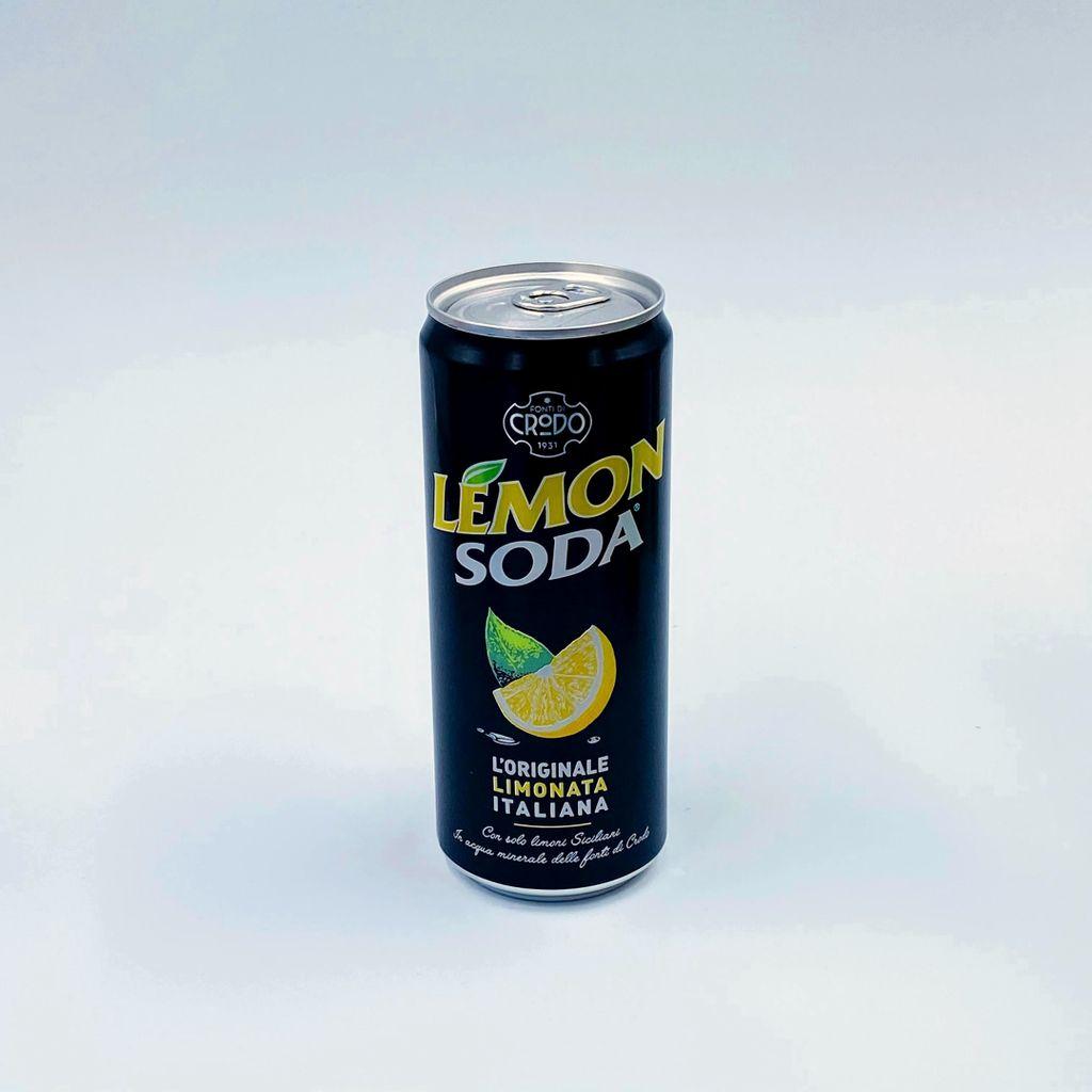 Lemonsoda 33cl