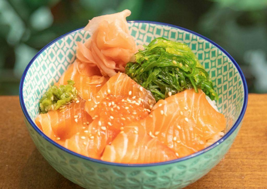 Japanese chirashi