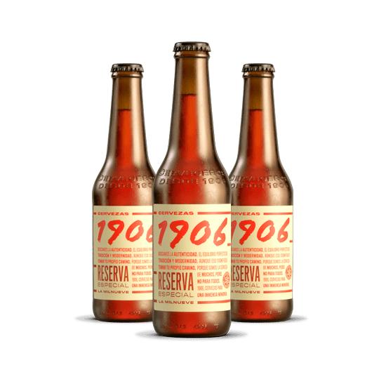 1906: Cerveza especial