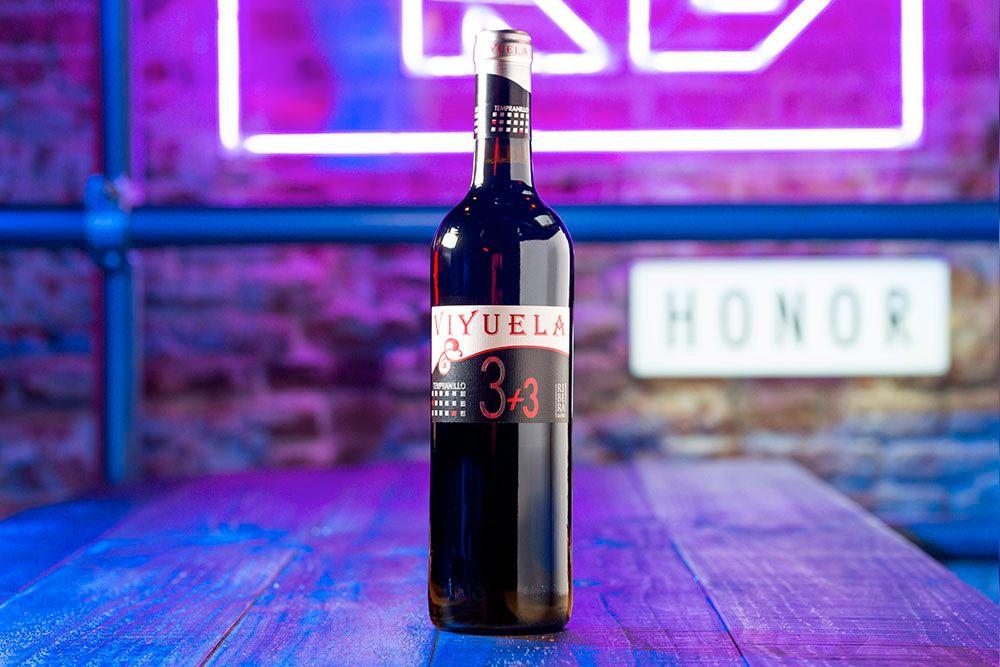 Botella de Viyuela 3+3