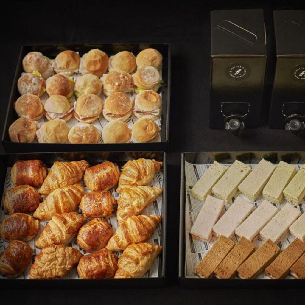 Combo Desayuno 2: para 8-10 Pax con Café