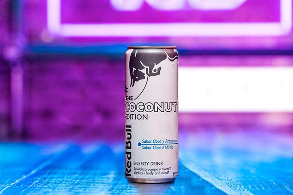 Red Bull Coconut