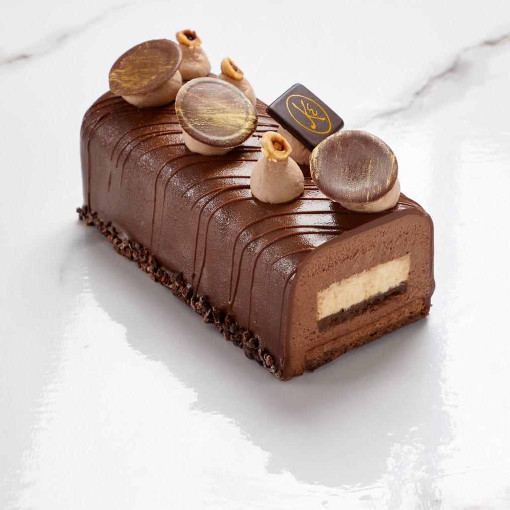 Tronco de chocolate Kayser