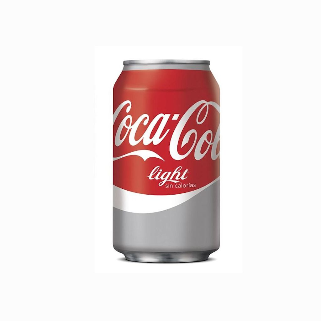 Coca-Cola Light de 33 Centilitros