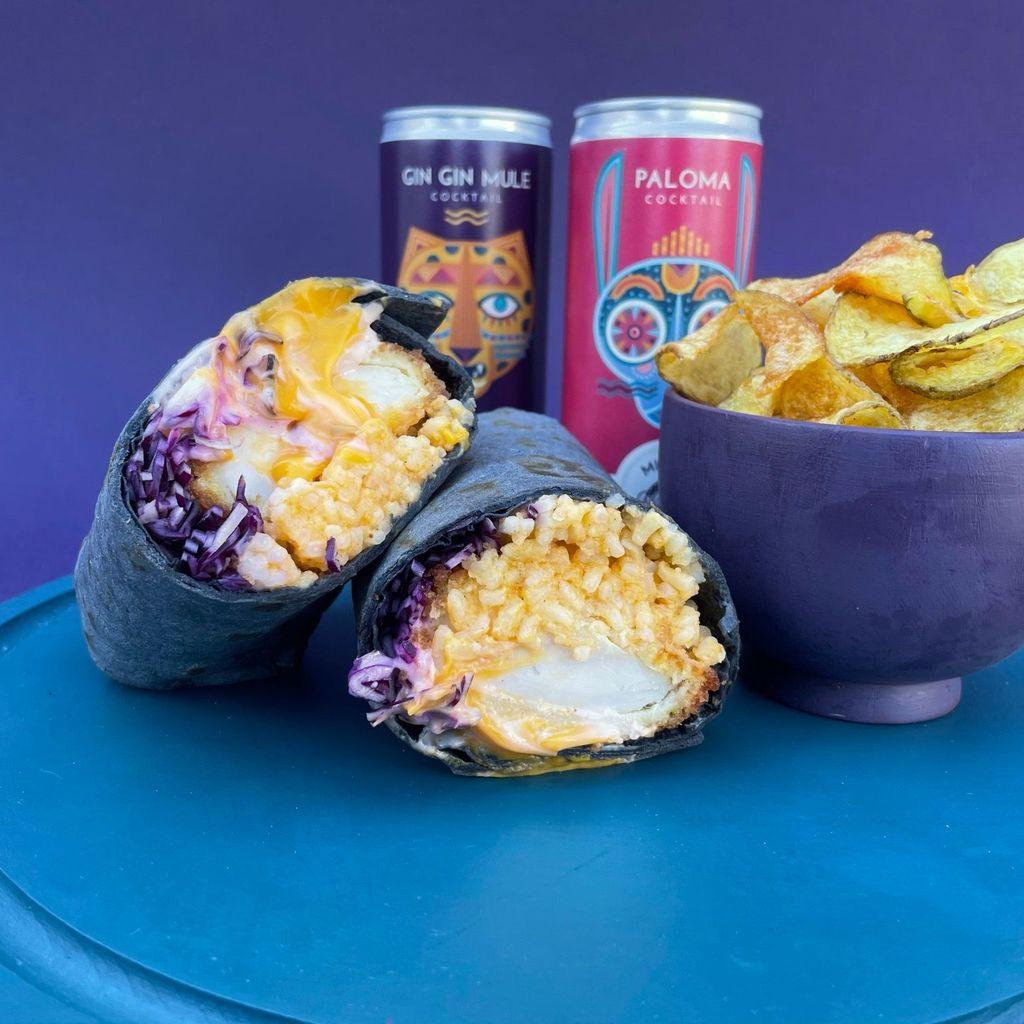 Scegli il tuo Menù Burritos