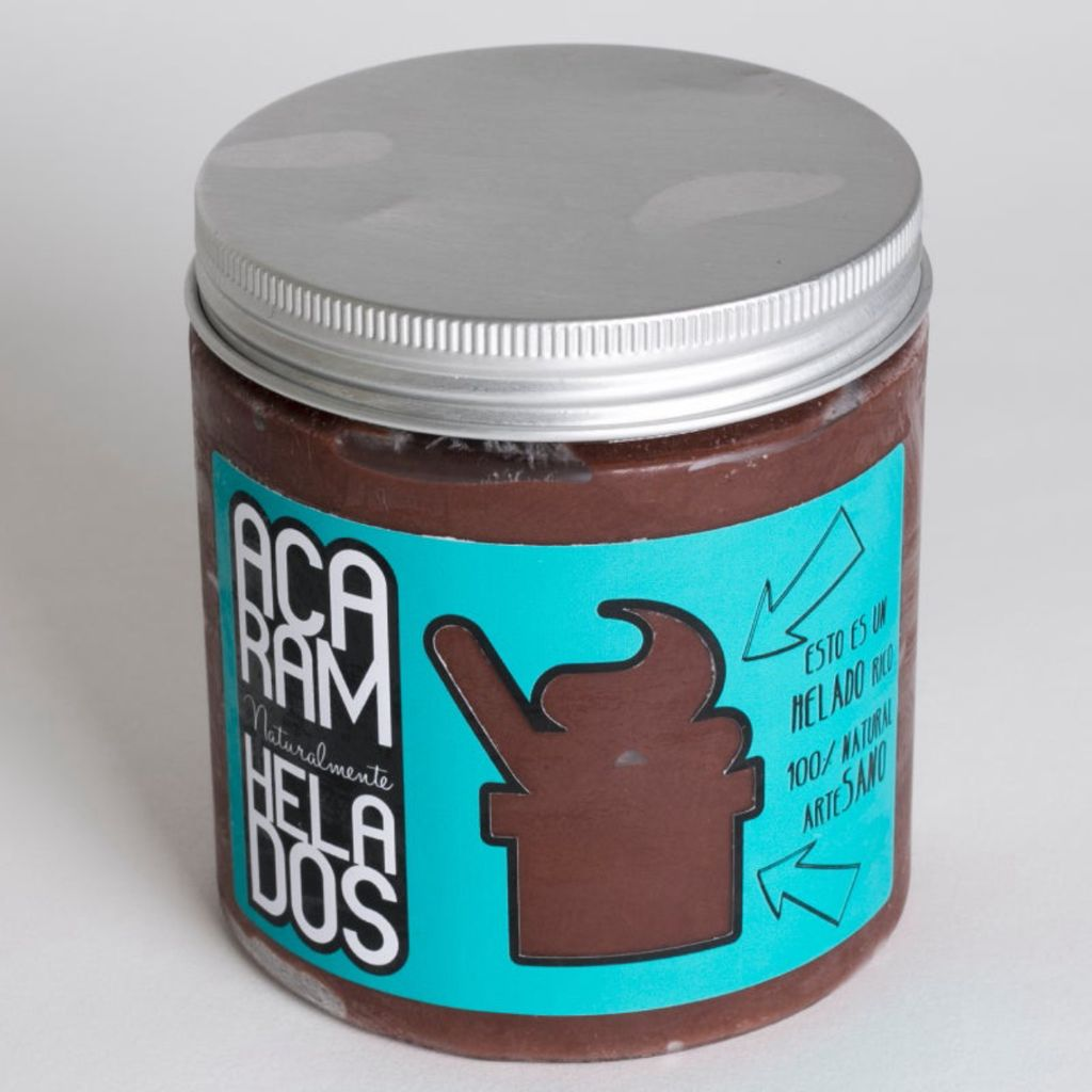 Helado Artesanal Chocolate