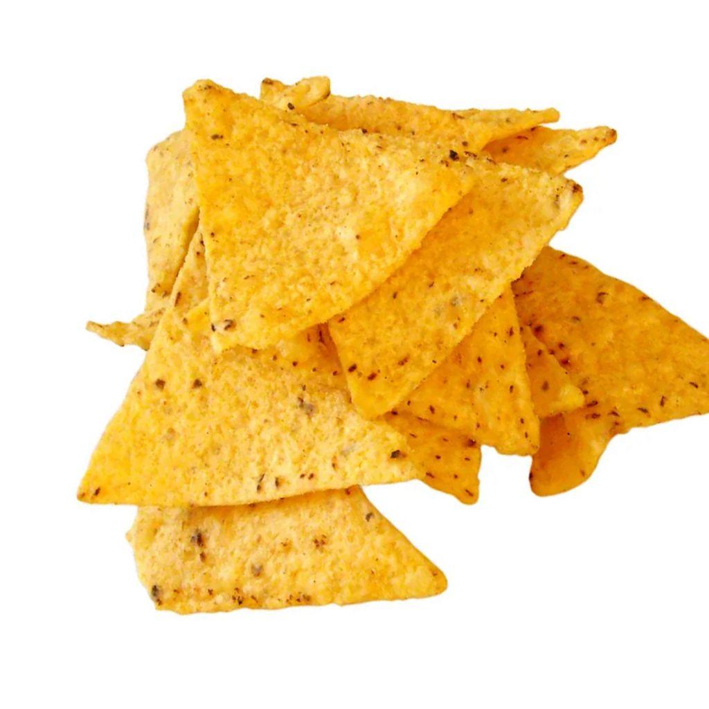 Nachos fritos   Fried nachos