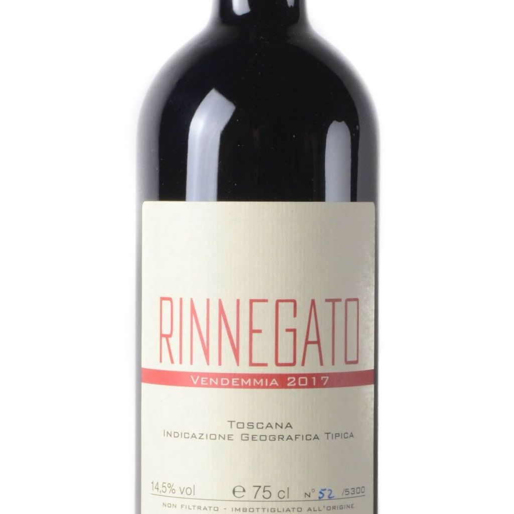 Toscana Rosso IGP Rinnegato 75cl