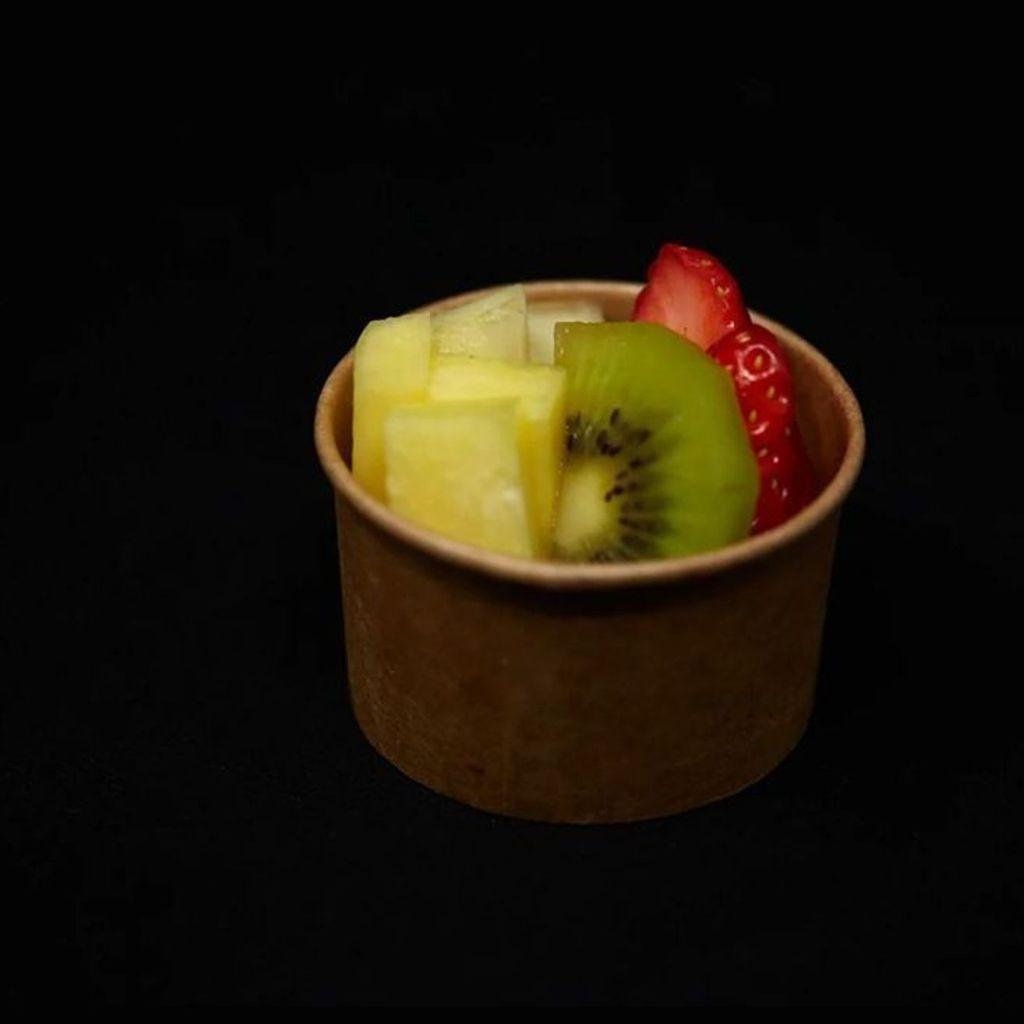 Fruta de temporada troceada BOX 8 Uds