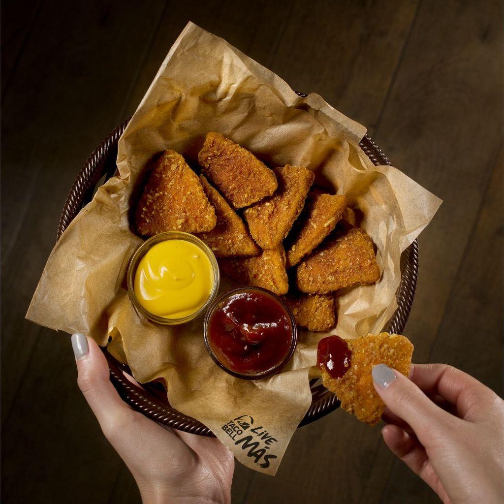 Chicken Nachos 9uds