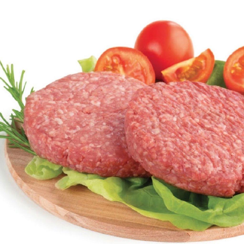 Hamburger vitello 100gr