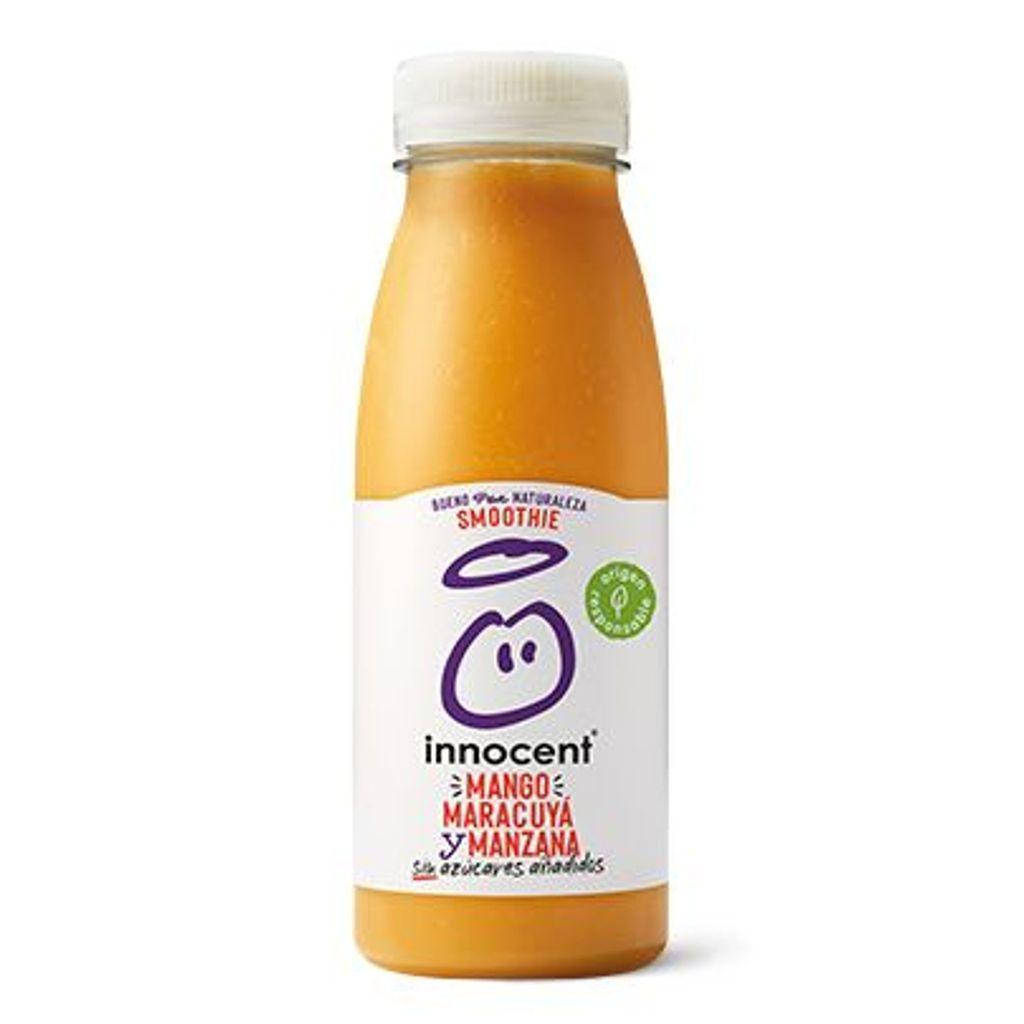 Innocent Mango, Maracuyá y Manzana (250 ml)