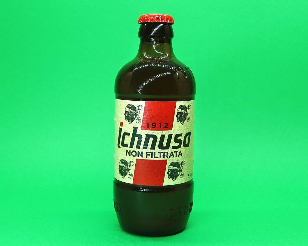 Ichnusa Non Filtrata 33 cl