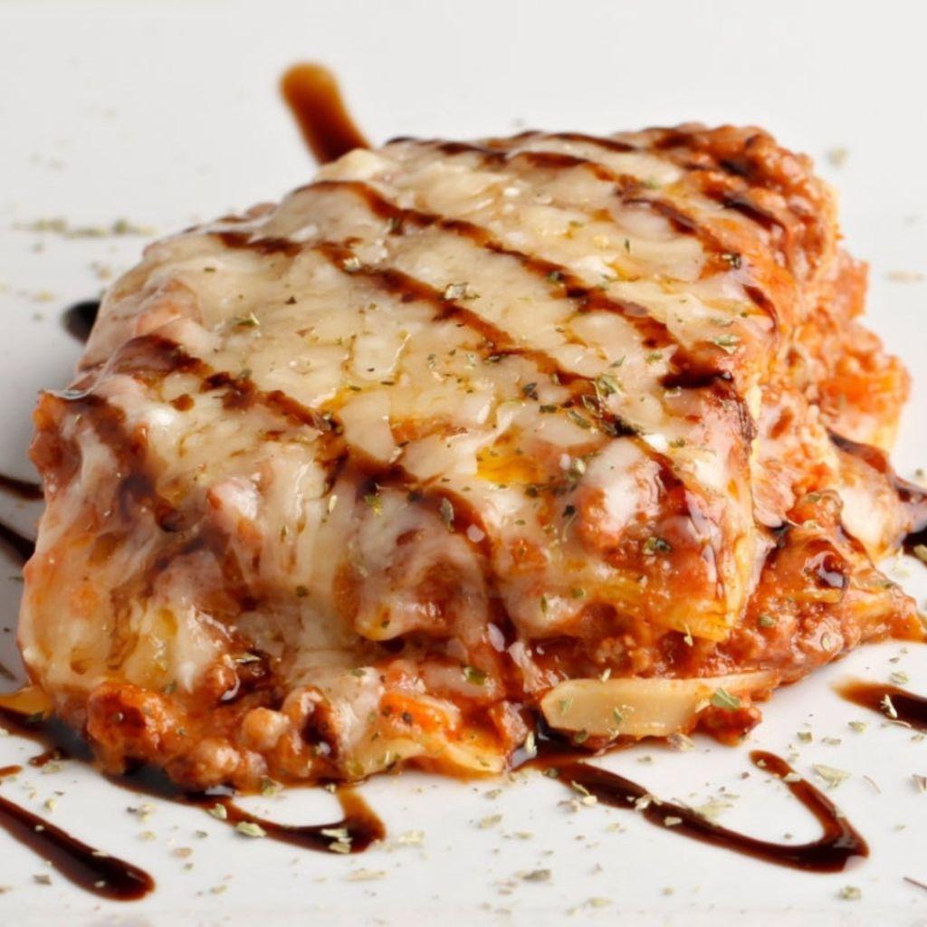 Lasagna de Ternera