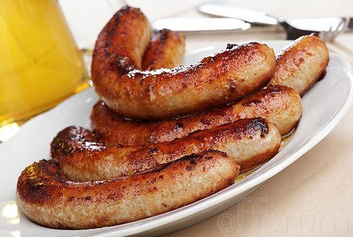 Butifarra Fresca   Catalan Fresh Sausage