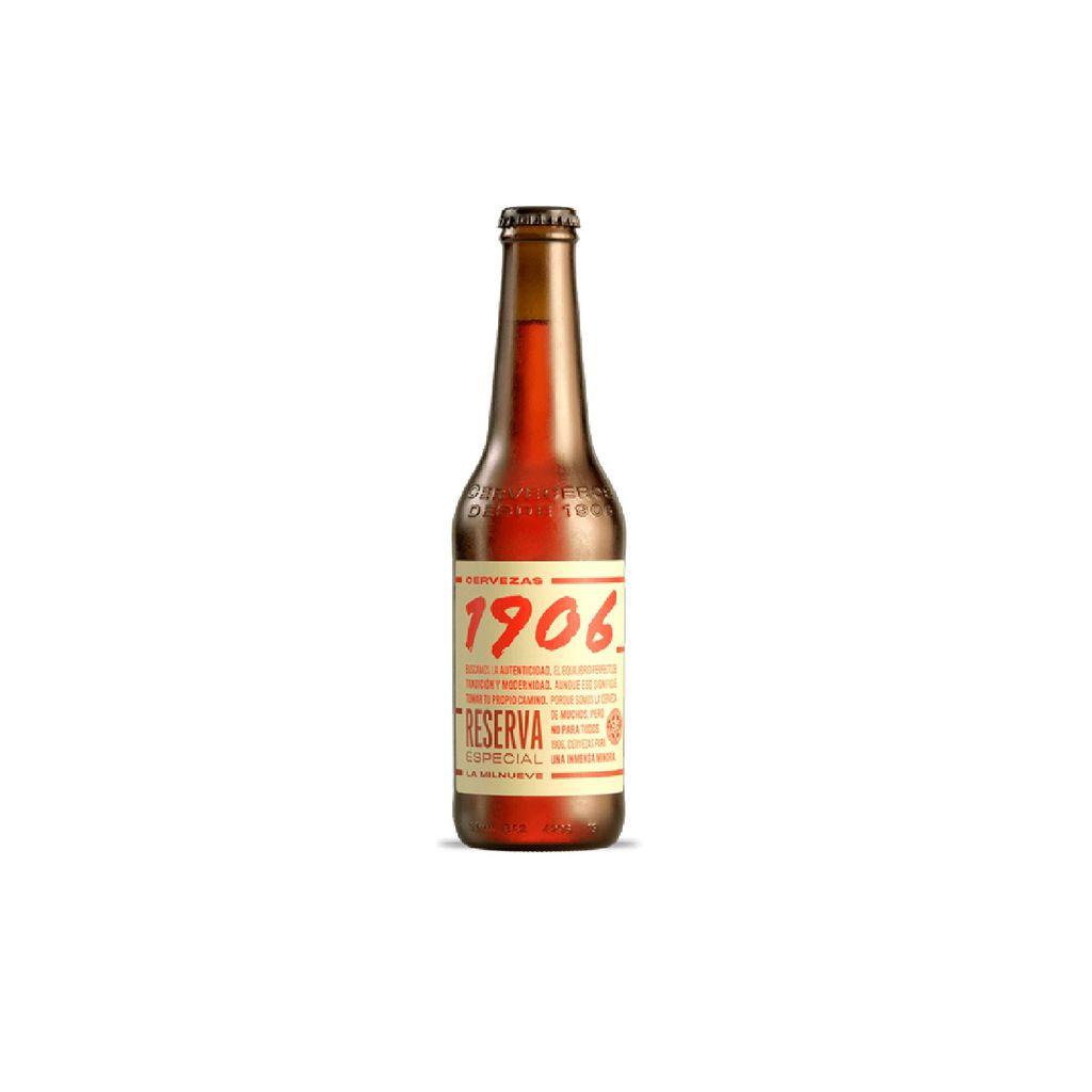 Estrella Galicia 1906 Gran Reserva  33cl
