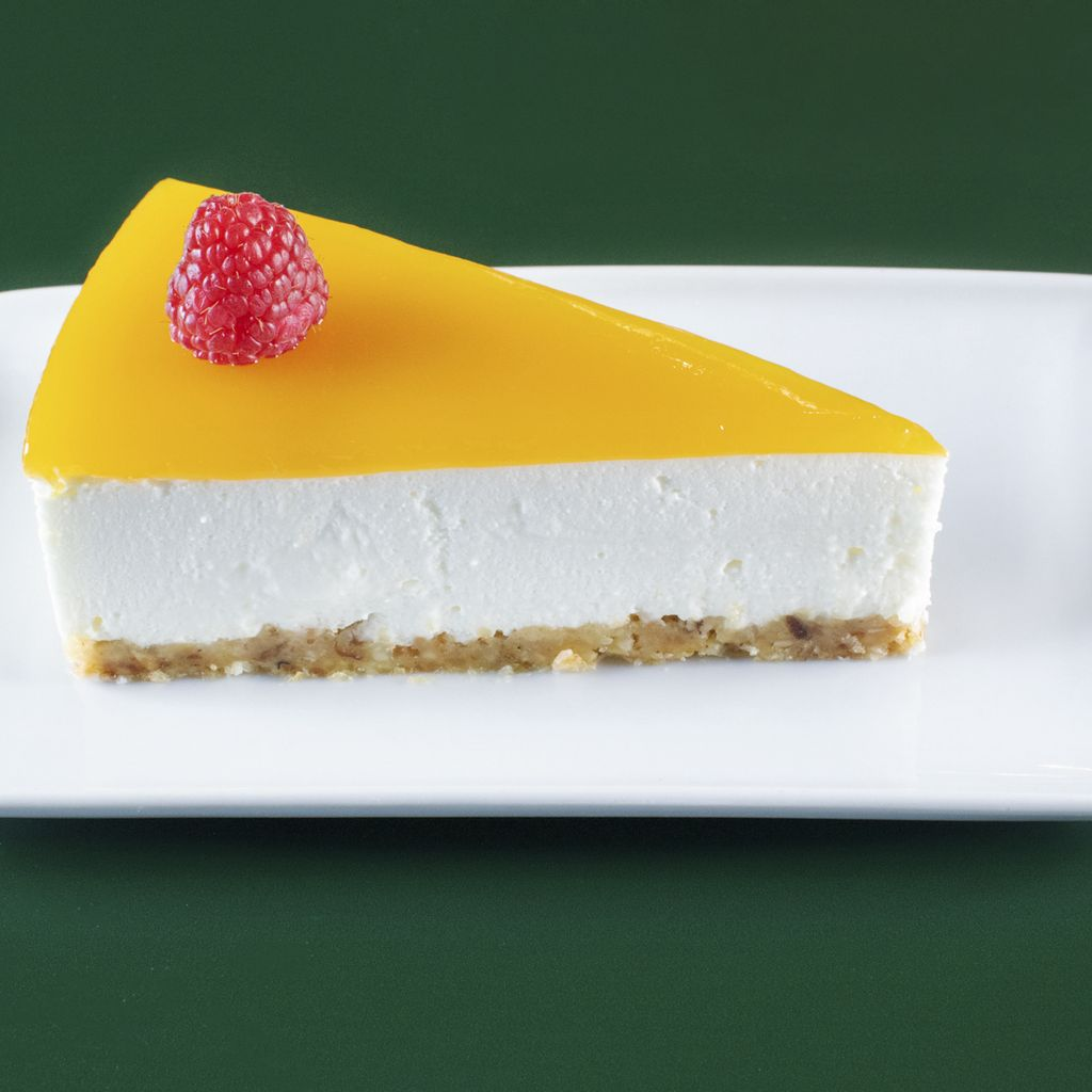 Cheesecake Passion Fruit Glutenfree