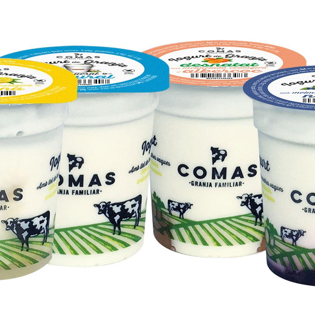 Yogur Granja Comas