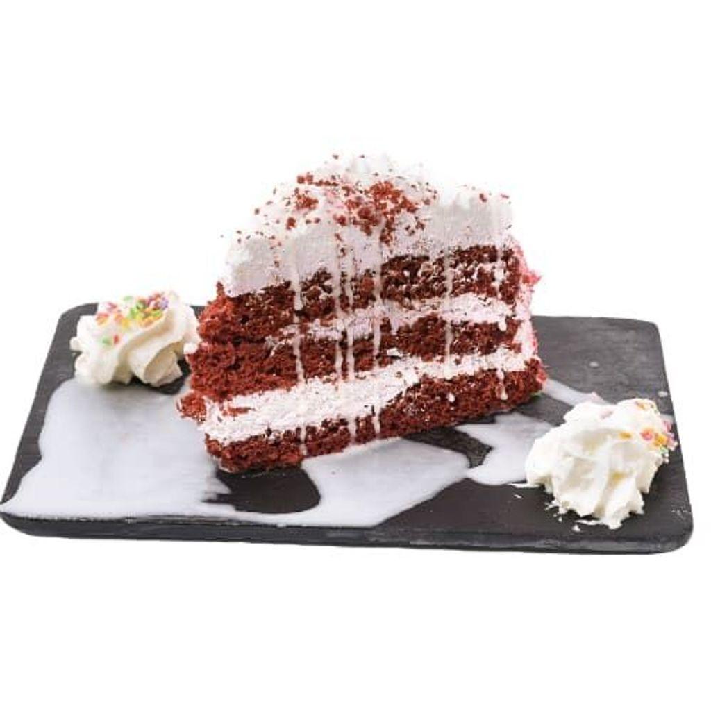 Delicious Red Velvet Cake
