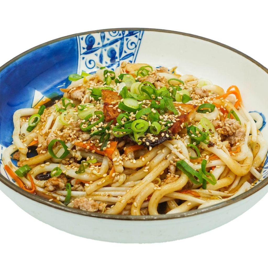 Noodles Saltati Maiale