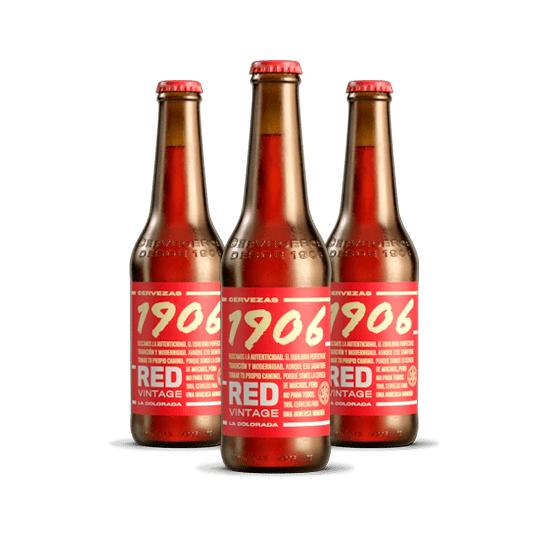 1906: Red Vintage Especial Extra (Roja)
