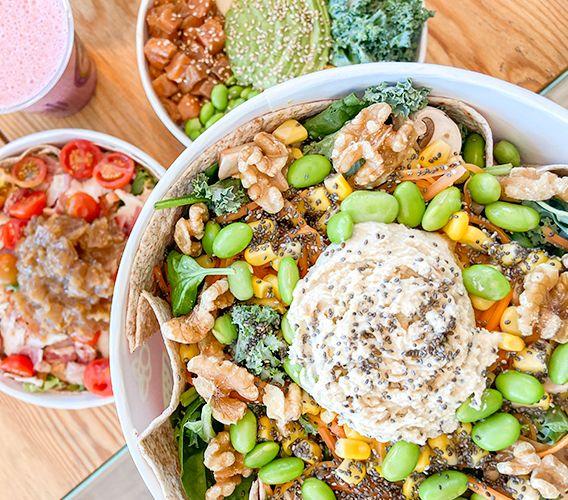 Crea tu Salad