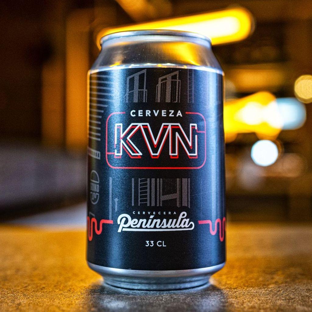 Cerveza KVN