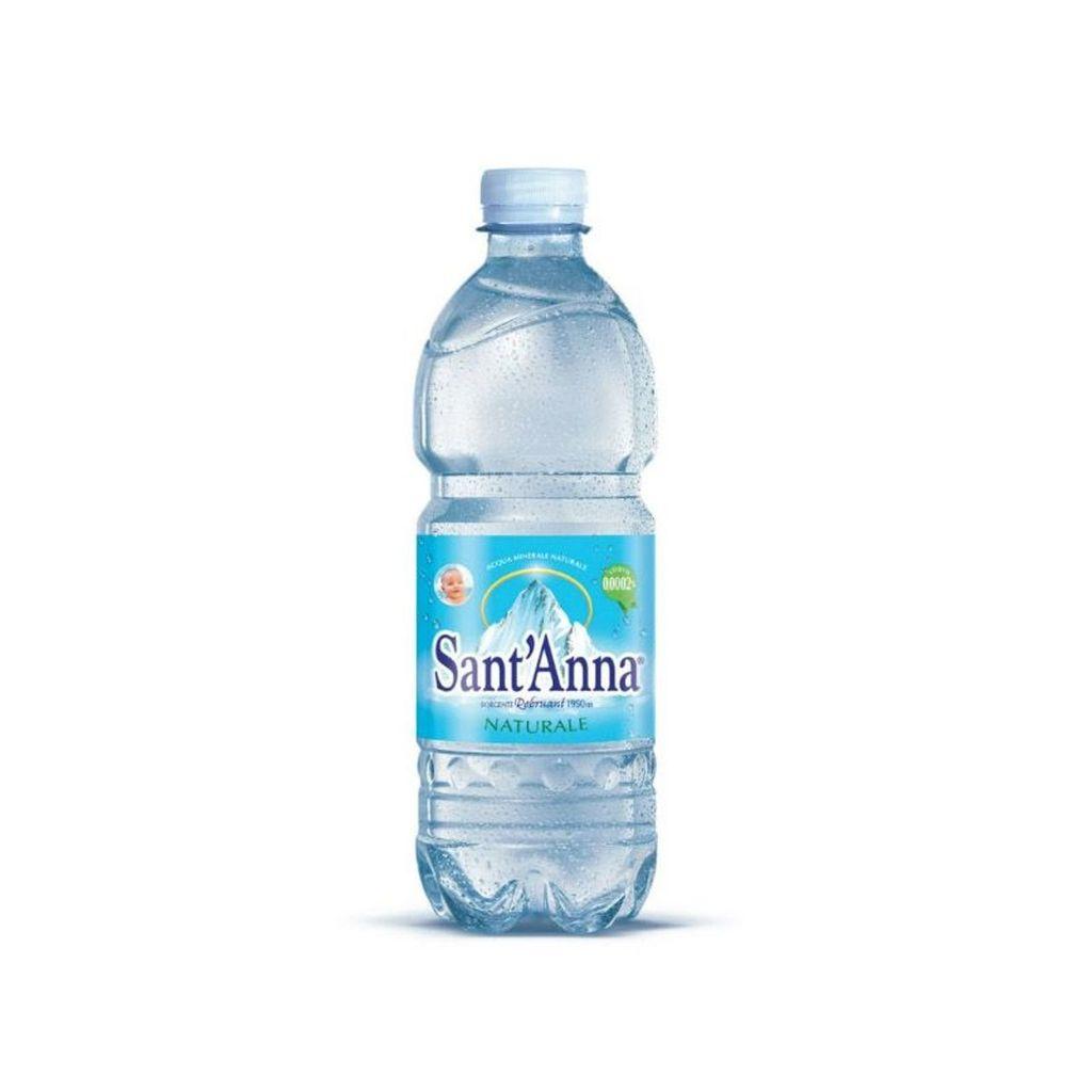 Acqua naturale Sant'Anna