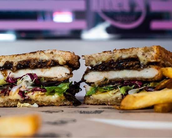 Menú Sándwich Mel's