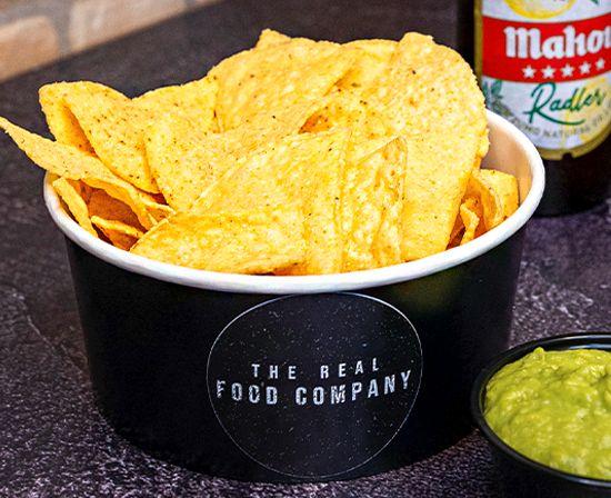 Chips de Totopos