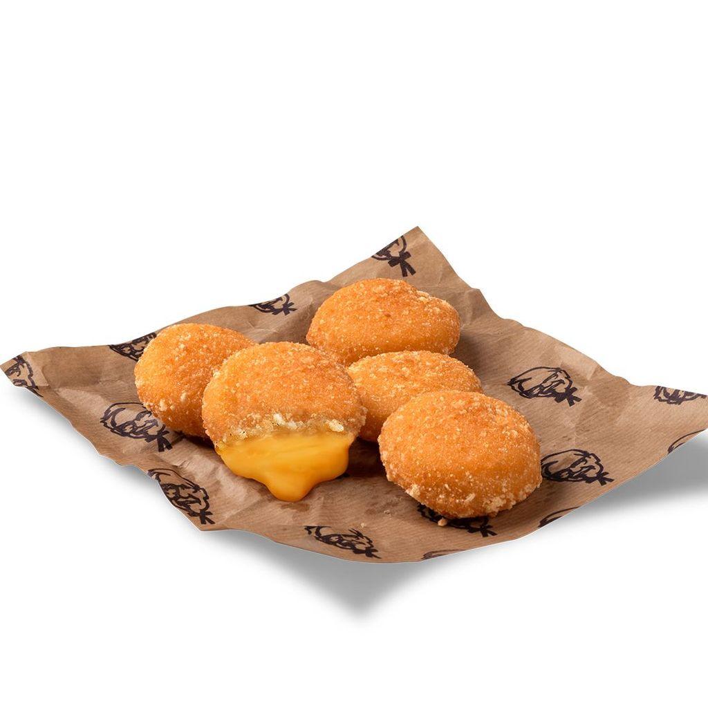 5 Cheddar Bites