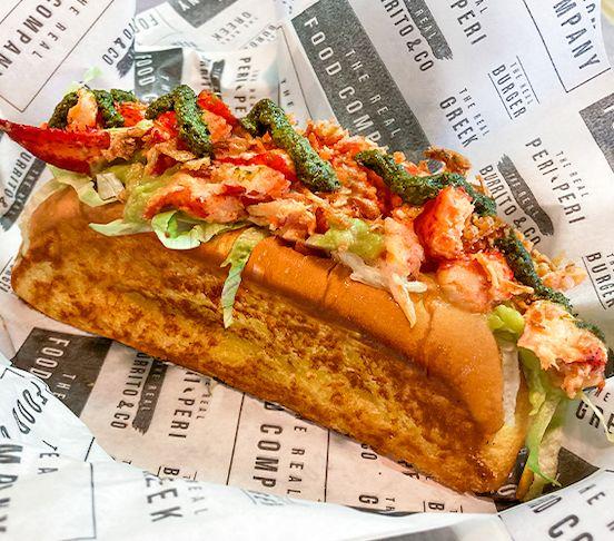 The Butter Crunch Lobster Roll