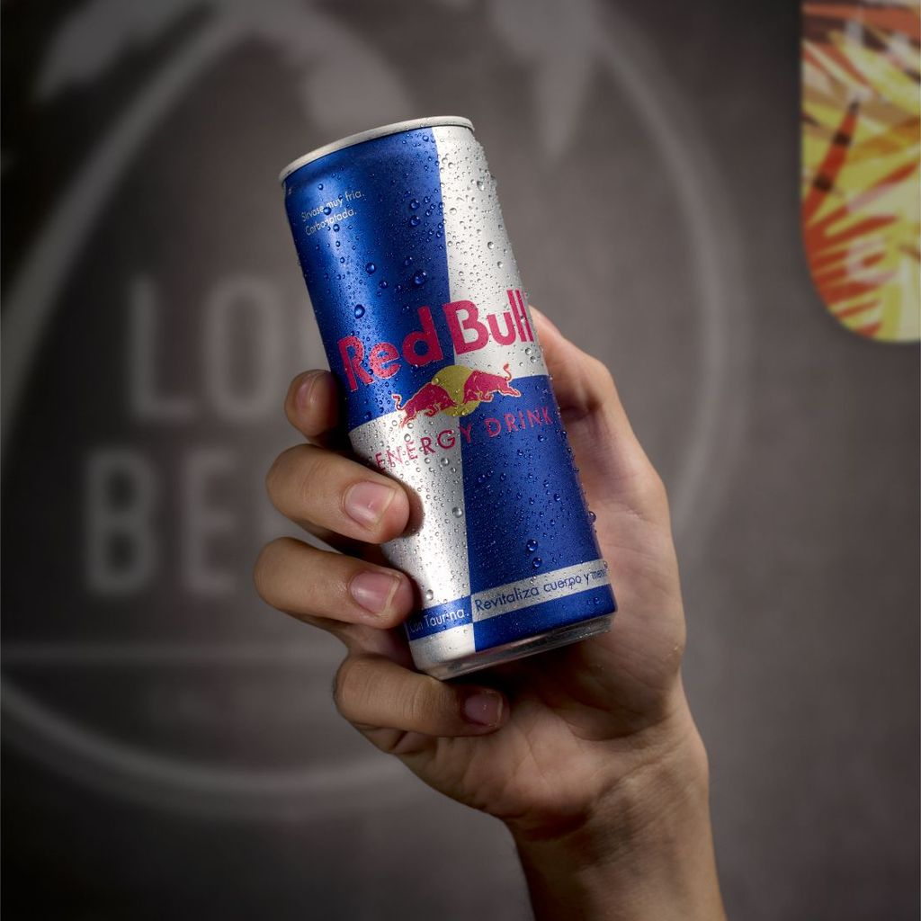 ¡Nuevo! Red Bull Energy Drink
