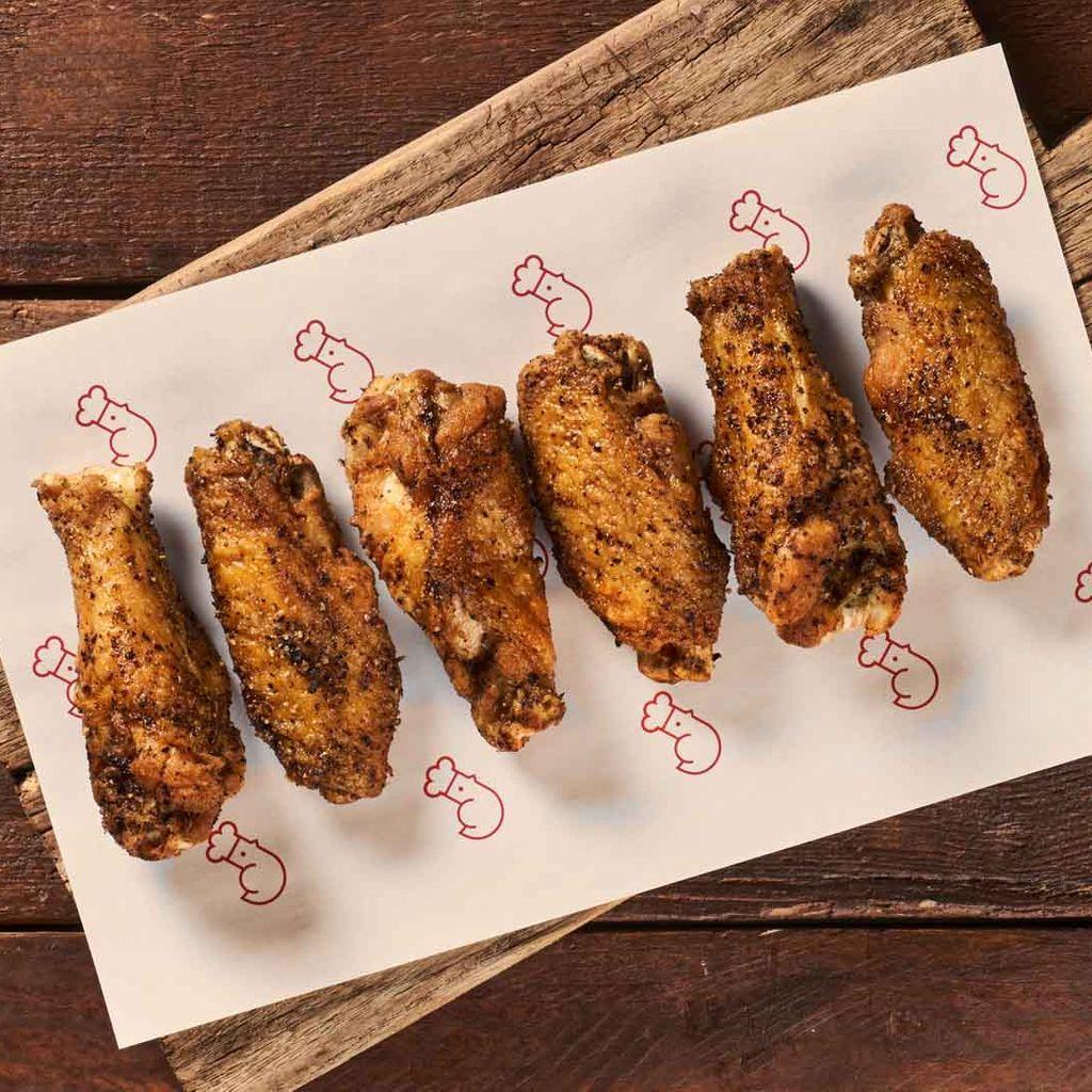 Salt & Pepper Wings ️