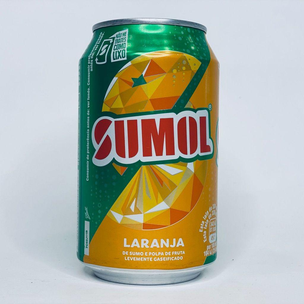 Sumol laranja