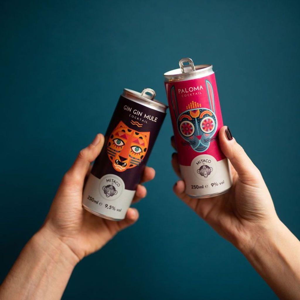 AMIGOS (2 lattine)