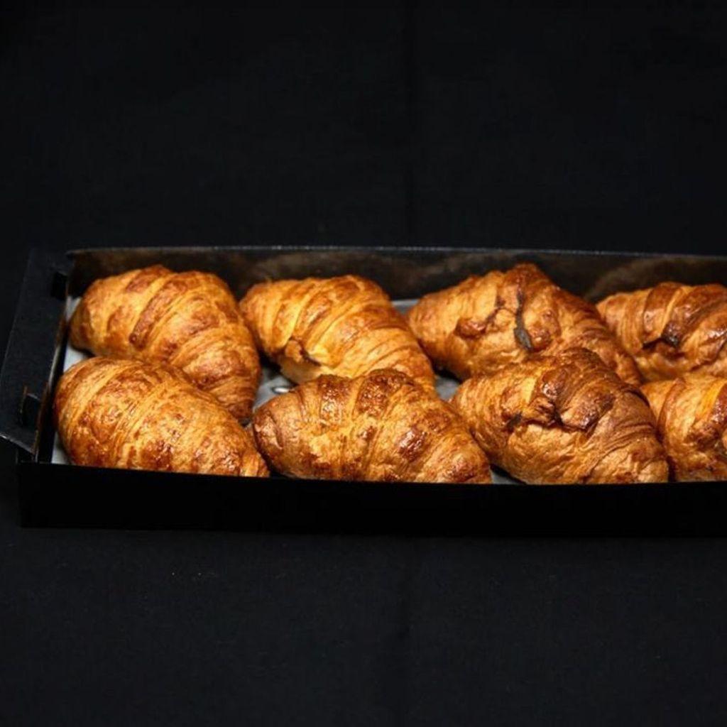 Croissants de mantequilla BOX 8 Uds