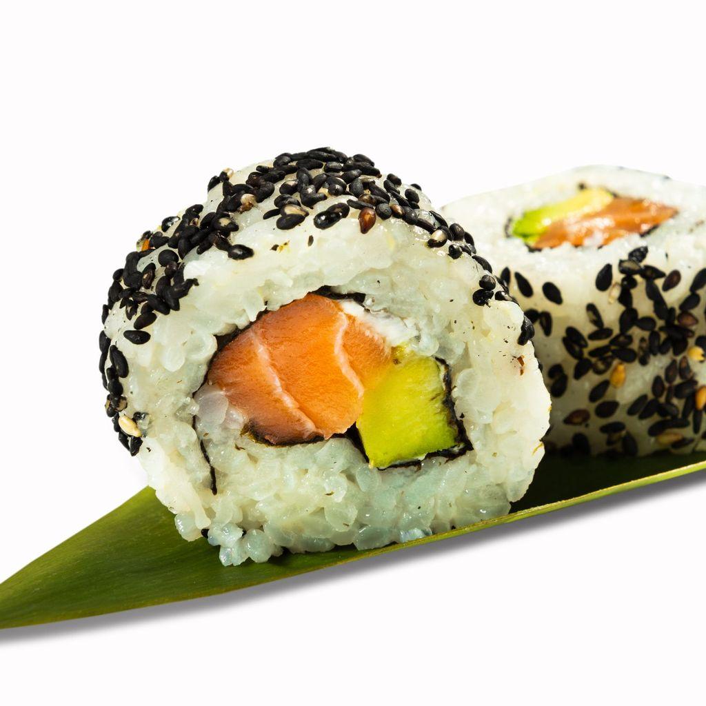 Rainbow salmon (8ud)