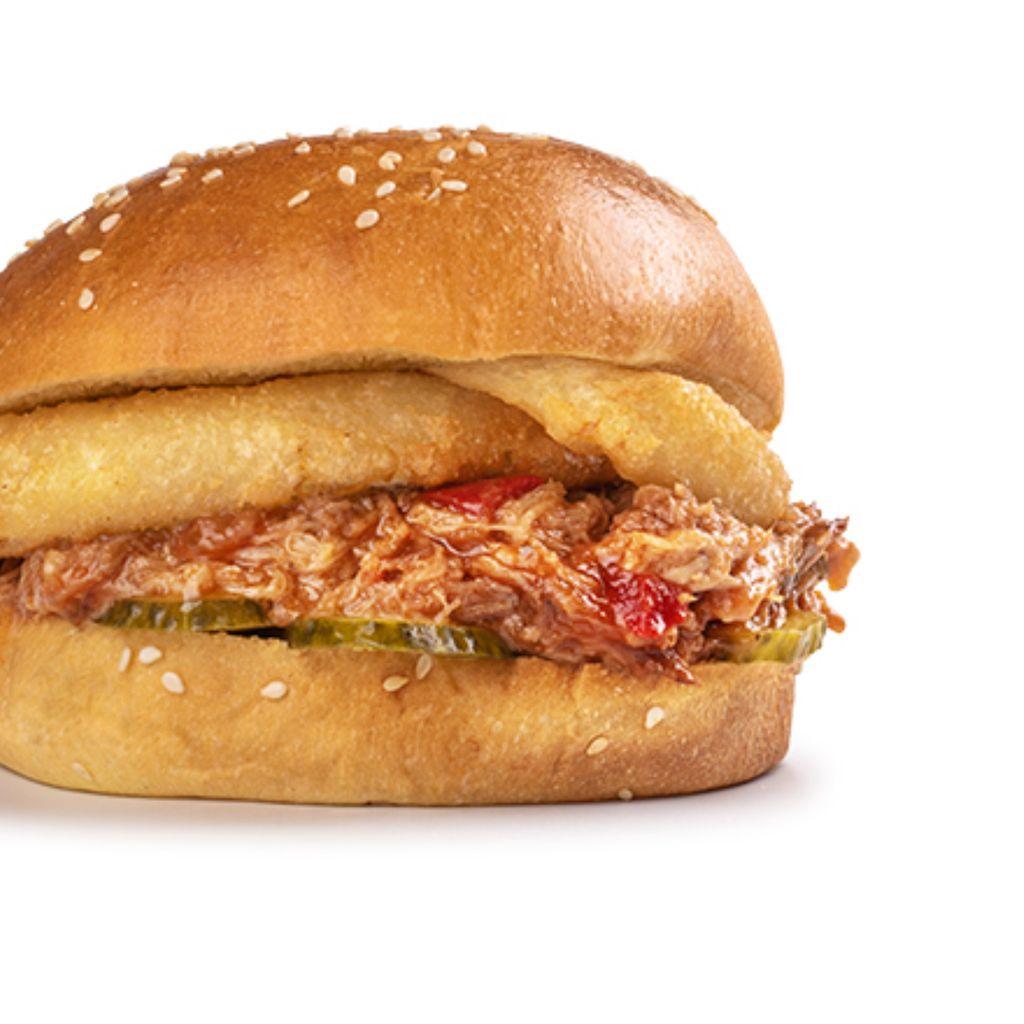 K.C. Bull's Eye Burger
