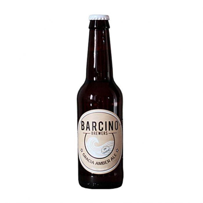 Barcino Gràcia Amber Ale (330ml)
