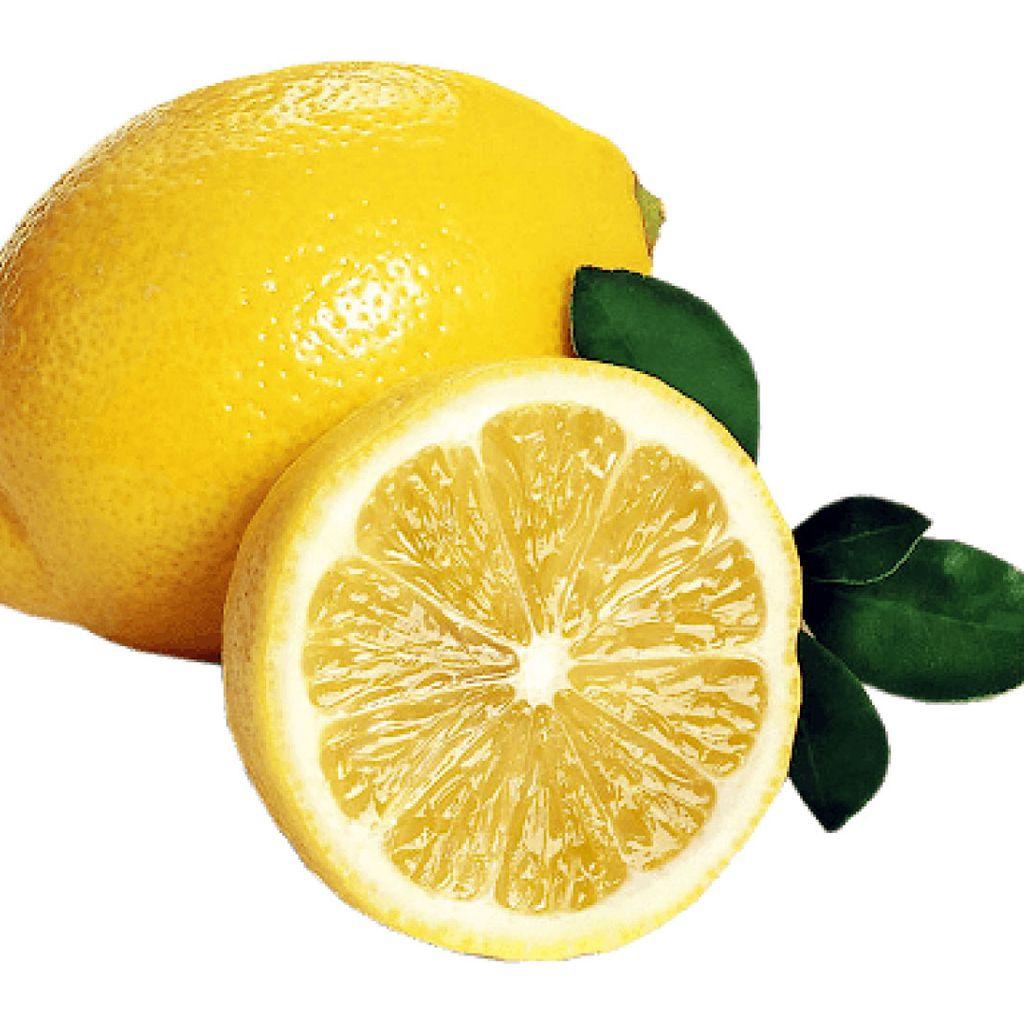 Jus de citron frais