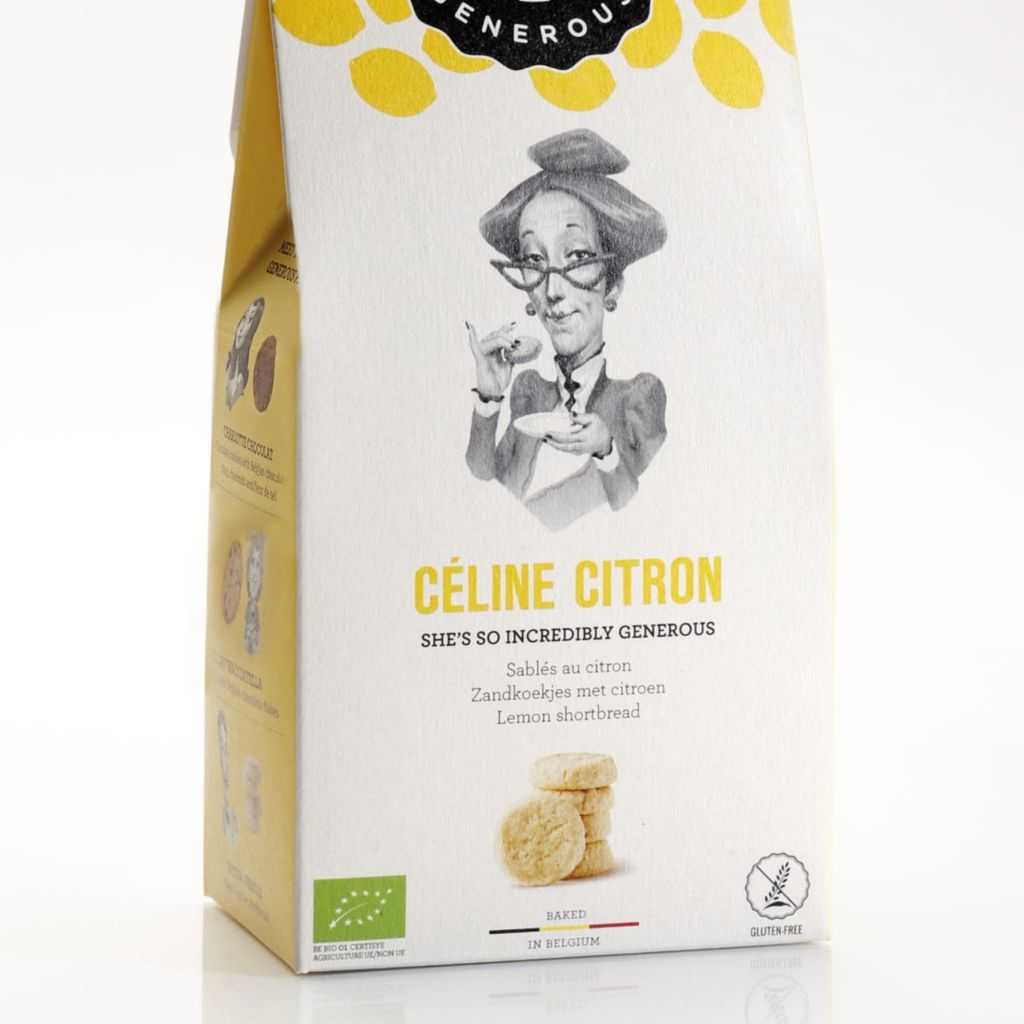 Celine Limon Generous