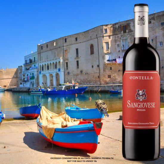 Fontella Sangiovee Di Puglia