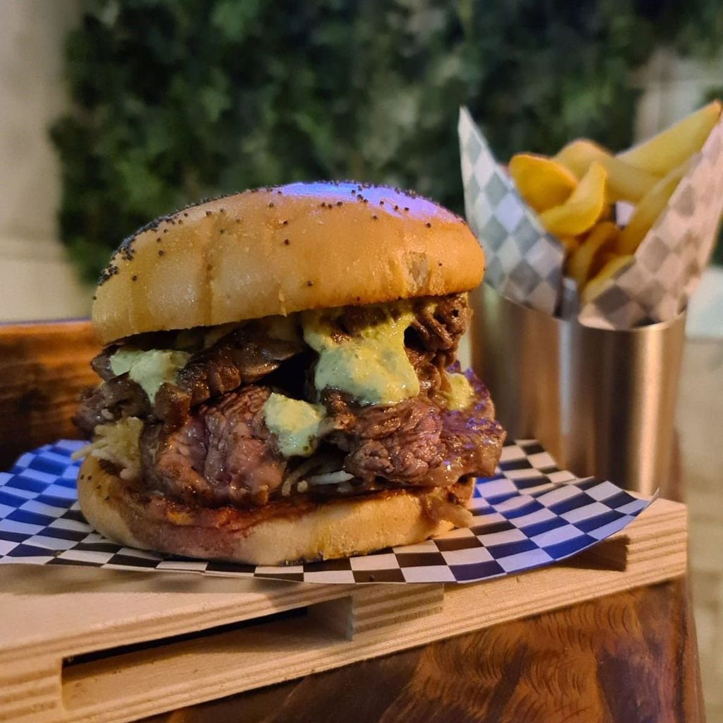 Parrillita Burger