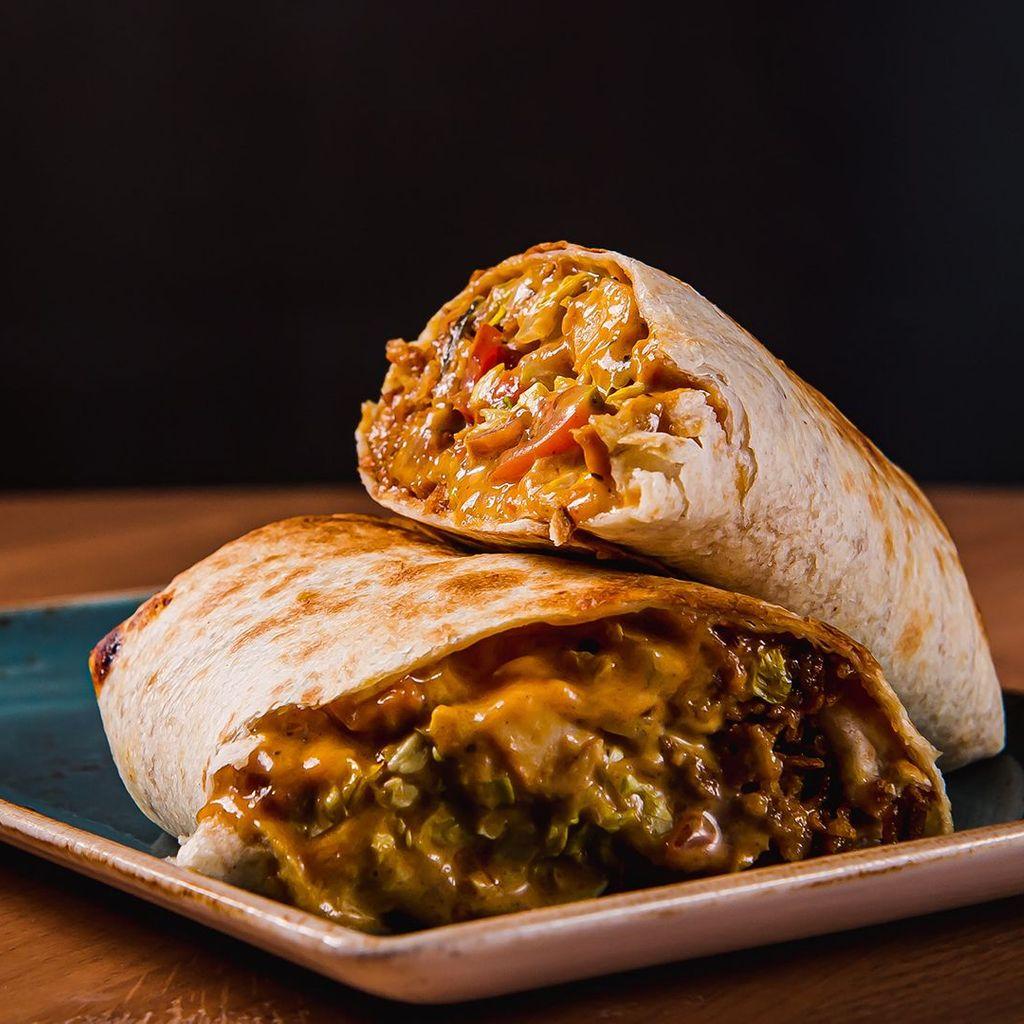 Burrito Spice Up!